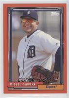 1992 - Miguel Cabrera #/25