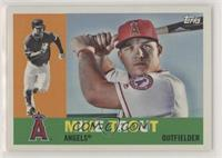 1960 Grey Back - Mike Trout