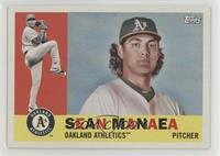 1960 Grey Back - Sean Manaea
