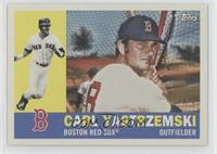 1960 Grey Back - Carl Yastrzemski