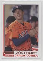 1982 - Carlos Correa (Hands Together)