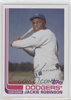 1982 - Jackie Robinson (Batting Pose)