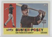 1960 - Buster Posey (Black Jersey)
