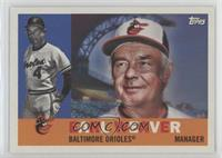 1960 - Earl Weaver [Noted]