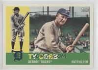 1960 Photo Variation - Ty Cobb (With Bat)