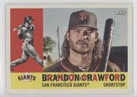 1960 - Brandon Crawford