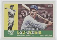 1960 - Lou Gehrig