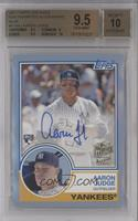 1983 - Aaron Judge [BGS 9.5 GEM MINT] #/75