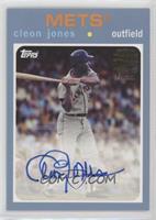 1971 - Cleon Jones /75