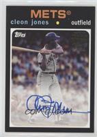 1971 - Cleon Jones