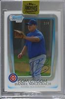 Dan Vogelbach (2011 Bowman Chrome) /4 [Buy Back]