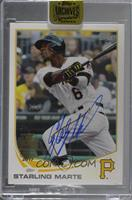 Starling Marte (2013 Topps) /22 [Buy Back]