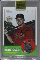 J.D. Martinez (2012 Topps Heritage) /52 [Buy Back]