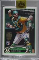Derek Norris (2012 Topps Update) /62 [Buy Back]