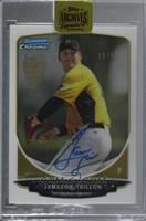 Jameson Taillon (2013 Bowman Chrome Top Prospects) [Buy Back] #/44