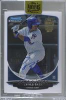 Javier Baez (2013 Bowman Draft Picks & Prospects - Top Prospects) [Buy Bac…
