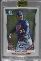 Miguel Sano (2014 Bowman Chrome Top Prospects) [Buy Back] #/99