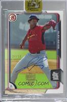 Alex Reyes (2015 Bowman Prospects) [Uncirculated] #/50