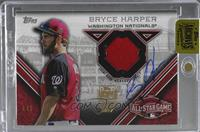 Bryce Harper (2015 Topps All-Star Stitches) /1