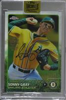 Sonny Gray (2015 Topps Chrome) /26 [Buy Back]