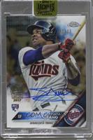 Miguel Sano (2016 Topps Chrome) /13 [BuyBack]