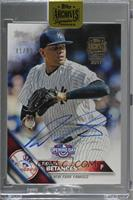 Dellin Betances (2016 Topps Opening Day) /80 [BuyBack]