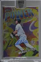 Derek Jeter (2000 Topps Chrome Power Players) /1 [Buy Back]