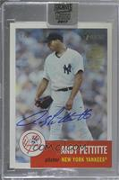 Andy Pettitte (2002 Topps Heritage) /1 [Buy Back]