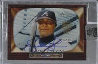 Andruw Jones (2004 Bowman Heritage) /11 [Buy Back]