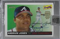 Andruw Jones (2004 Topps Heritage) /1 [Buy Back]
