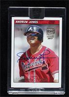 Andruw Jones (2006 Topps Bazooka) [Uncirculated] #3/9