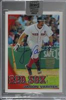 Jason Varitek (2010 Topps) /11 [Buy Back]