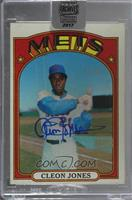Cleon Jones (1972 Topps) /88 [Buy Back]