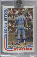 Rollie Fingers (1982 Topps) [BuyBack] #/50