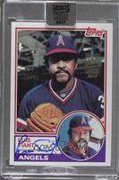 Luis Tiant (1983 Topps) /99 [Buy Back]