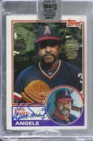 Luis Tiant (1983 Topps) [BuyBack] #/99