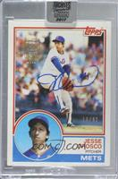 Jesse Orosco (1983 Topps) [Uncirculated] #/92