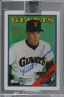 Matt Williams (1988 Topps) /99 [Buy Back]
