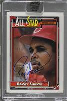 Barry Larkin (1992 Topps) /10 [Buy Back]