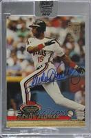 Sandy Alomar Jr. (1993 Topps Stadium Club) /16 [BuyBack]