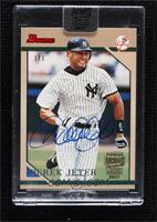 Derek Jeter (1996 Bowman) [Buy Back] #/1