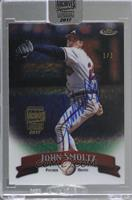 John Smoltz (1998 Topps Finest) /1 [Buy Back]