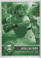 Jorge Alfaro #/99