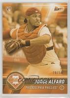 Jorge Alfaro #/50