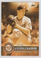Stephen Strasburg /50