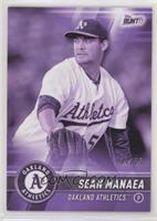 Sean Manaea #/25