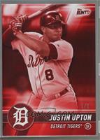 Justin Upton [Noted] #/1