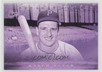 Ralph Kiner #/25
