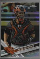 Photo Variation - Buster Posey (Catcher's Gear)