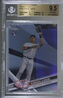 Aaron Judge (Fielding) [BGS 9.5 GEM MINT]